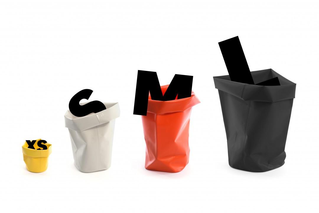 Roll-Up Behälter